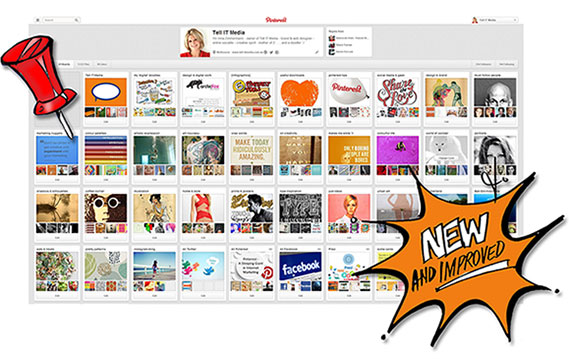 Pinterest: Shiny, New and reaching New Pinnacles | Social Intelligence
